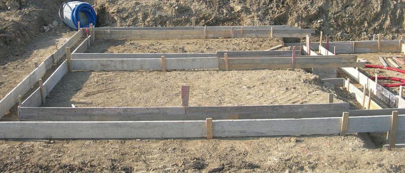 Comment faire une fondation en béton pour abri jardin? - Beton Expert