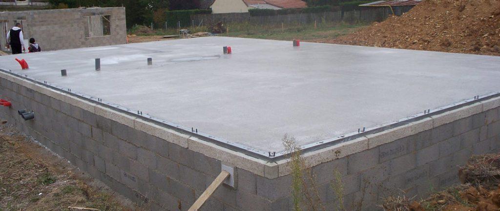 Comment construire un radier de fondation ?